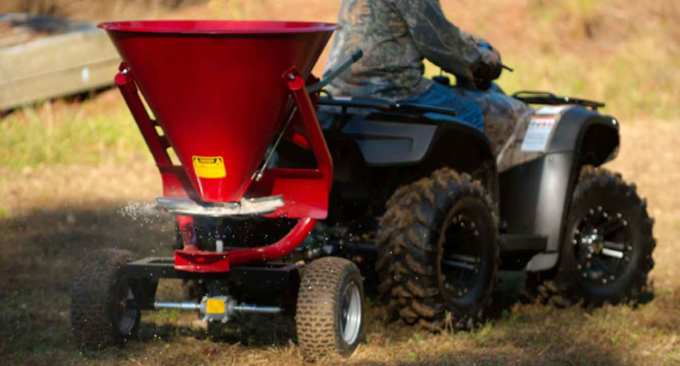 6 Best Atv Spreaders Must Read Reviews For January 2020