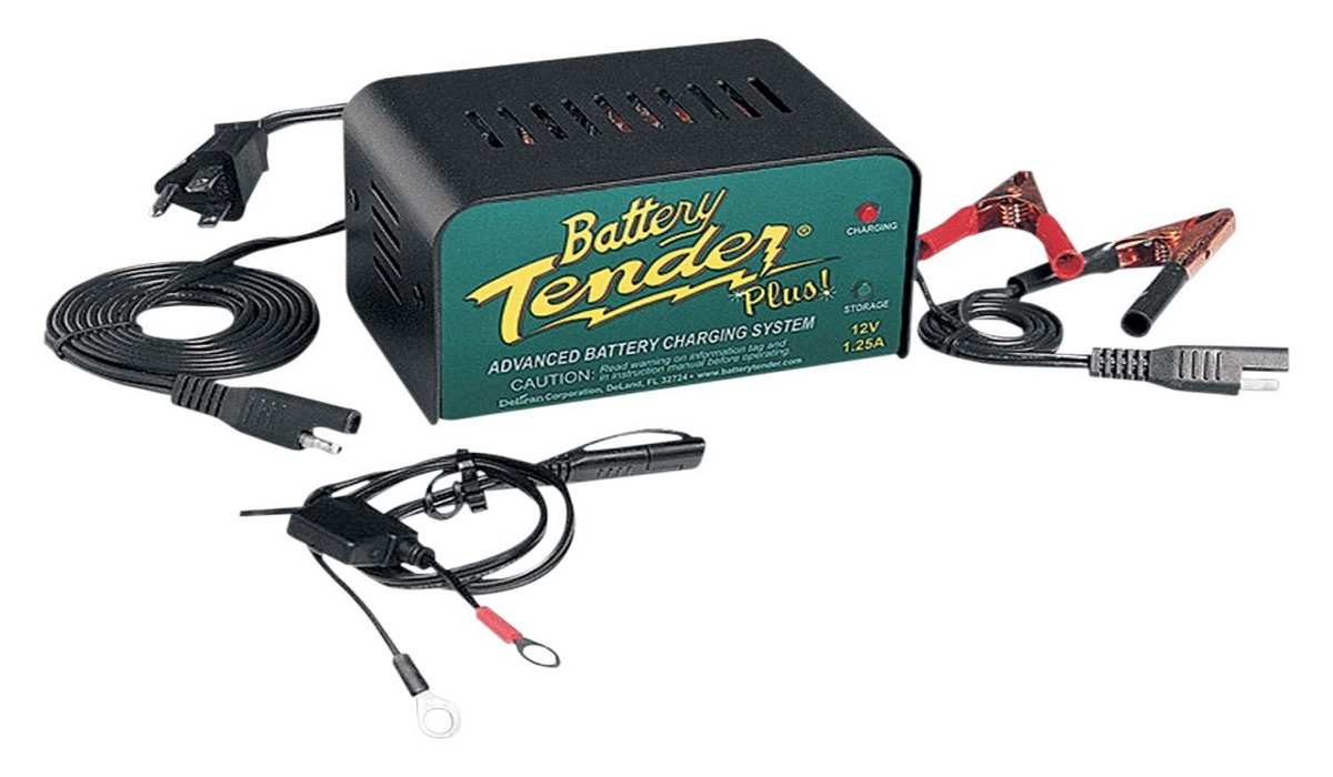 ? 11 Best Motorcycle Battery Charger (Must Read Reviews) For ...
