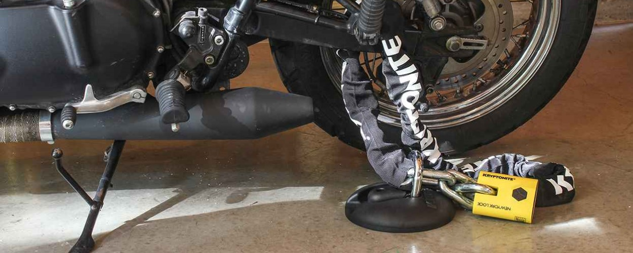 12 Best Motorcycle Locks Must Read Reviews For May 2020
