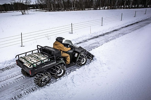 5 Reasons to Get Snow Plowing Services