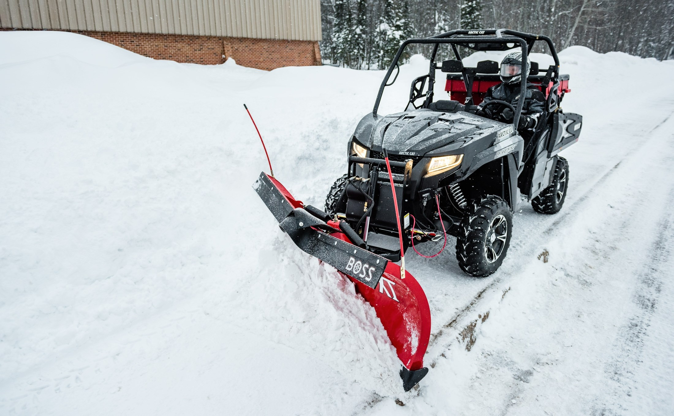 Top Rated 5 Atv Snow Plows 2019 Reviews Guide