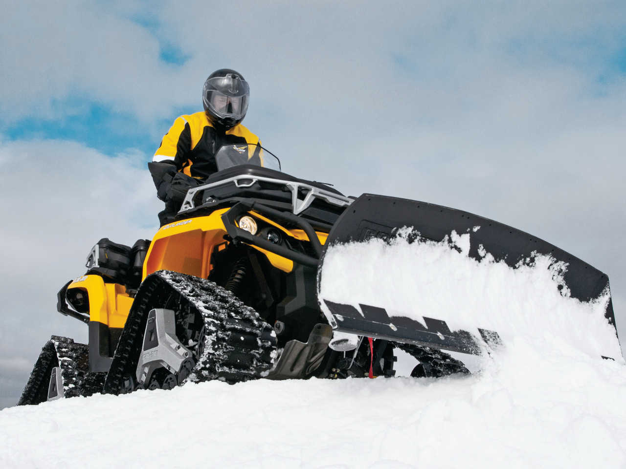 Best Snow Tires 2017 >> Top Rated 5 ATV Snow Plows | 2018 Reviews & Guide
