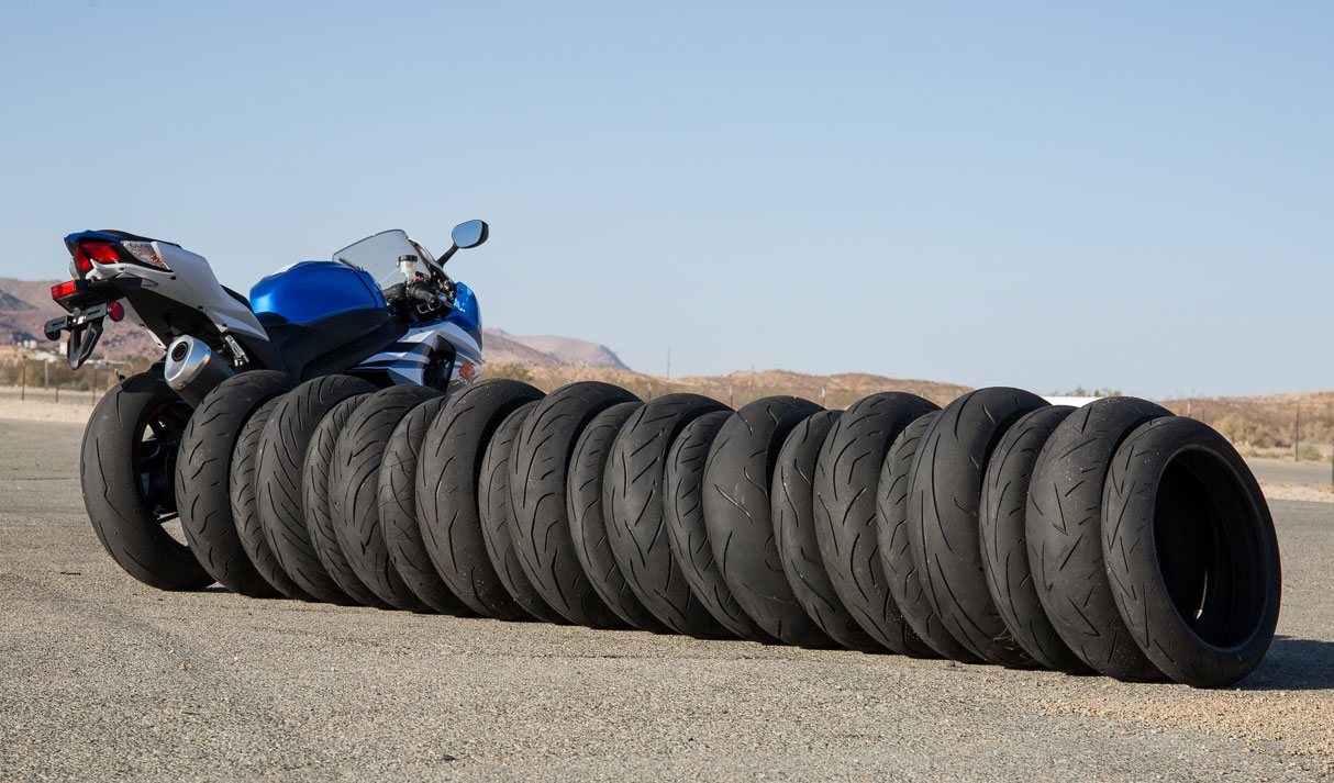 Can A Rear Motorcycle Tire Be Used On The Front