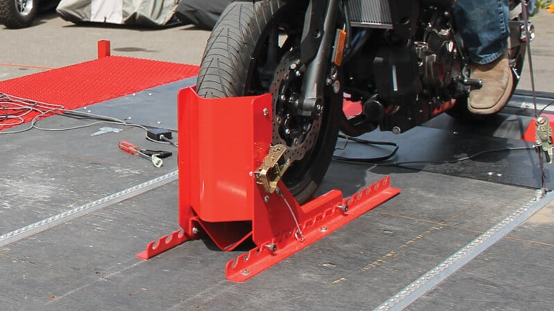 9 Best Motorcycle Chocks (Must Read Reviews) For September 2019